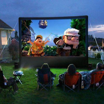 Outdoor Projector Screens