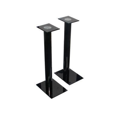 "SP199 24 Speaker Stand ASHB Audio Visual - 24""  Semi-Gloss Blk Speaker Stand"