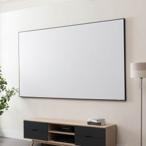 ASHB_Audio_Visual_Thin_Bezel_Fixed_Frame_Projector_Screen