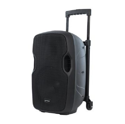 "L 23GM AS 10TOGO 400x399 - Gemini AS-10TOGO Portable PA speaker system (10"" Active battery-powered loudspeaker 