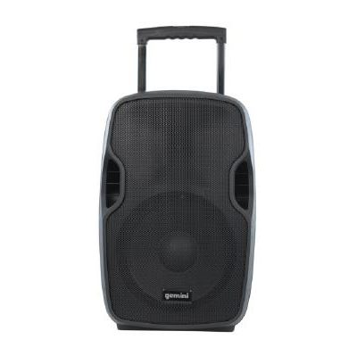 "L 23GM AS 12TOGO 400x399 - Gemini AS-12TOGO Portable PA speaker system (12"" Active battery-powered loudspeaker 
