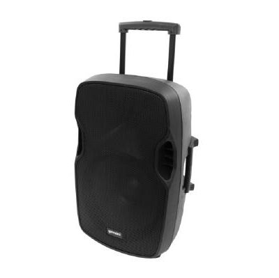 "L 23GM AS 15TOGO 400x399 - Gemini AS-15TOGO Portable PA speaker system (15"" Active battery-powered loudspeaker 
